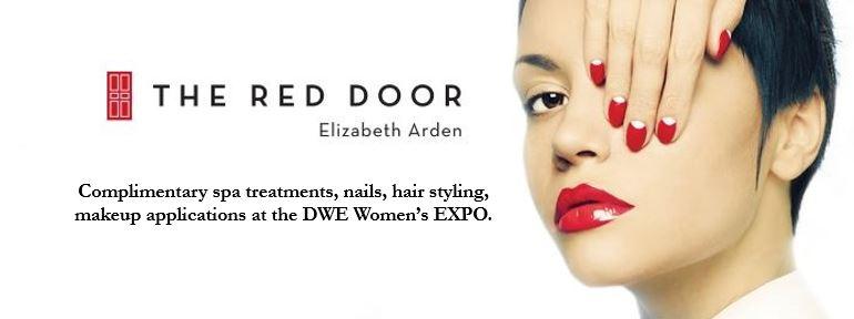Red Door Spa at DWE Women's Expo