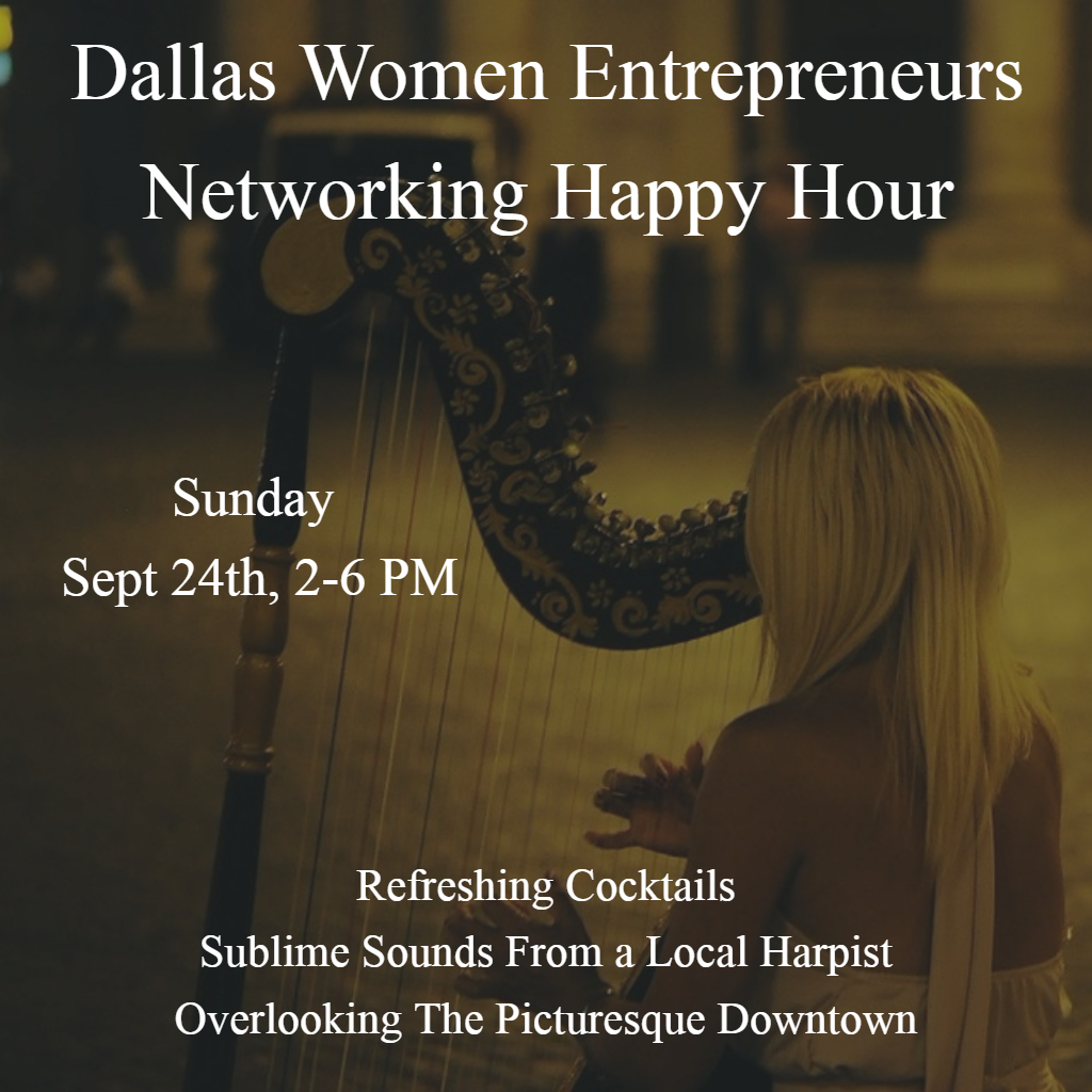 Dallas Women Entrepreneurs Networking