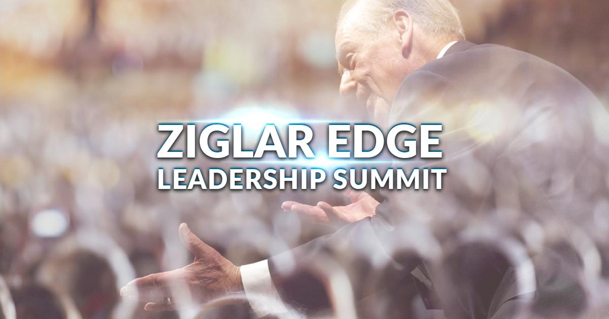 Ziglar Edge Leadership Summit