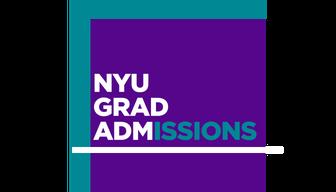 NYU Grad Admissions logo
