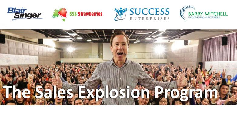 Sales explosion header