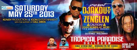 DJAKOUT #1 - ZENGLEN - DJ STAKZ & POLOMIXX SAT MAY 25TH 2013...