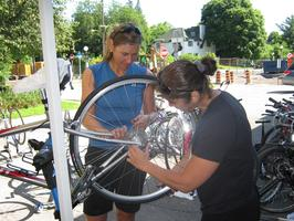 Bike Maintenance Clinic 2013 - June 22