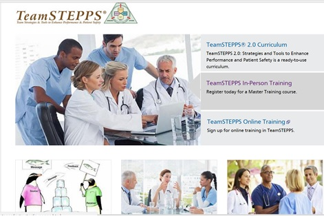 Faculty Development: TeamSTEPPS | Fundamentals for ...