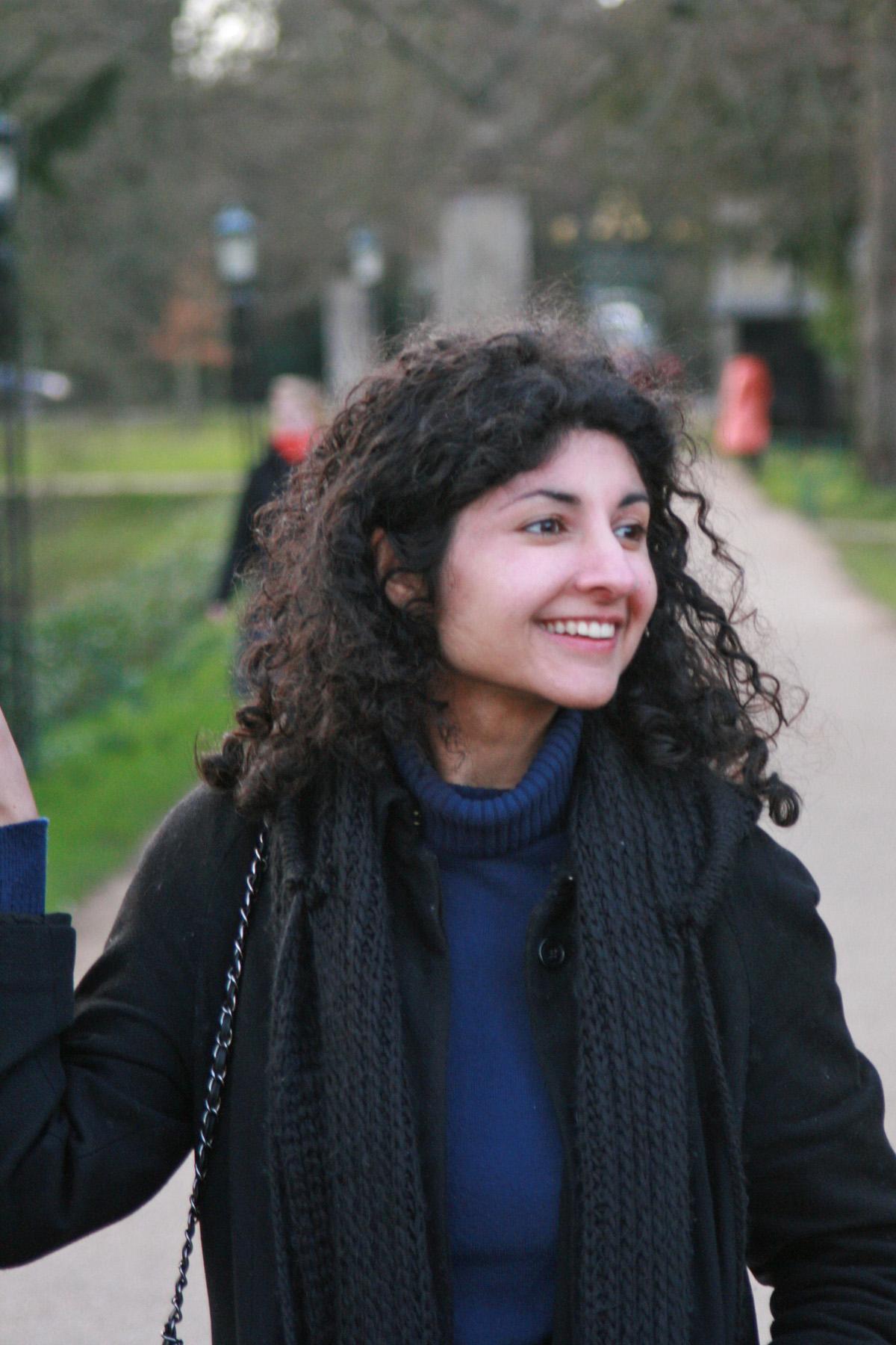 Tehmina Kazi