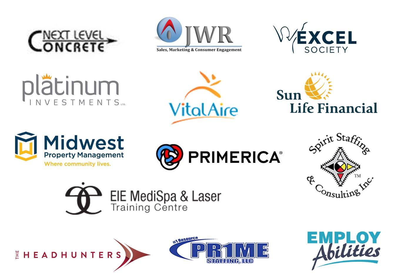 Edmonton list of exhibitors