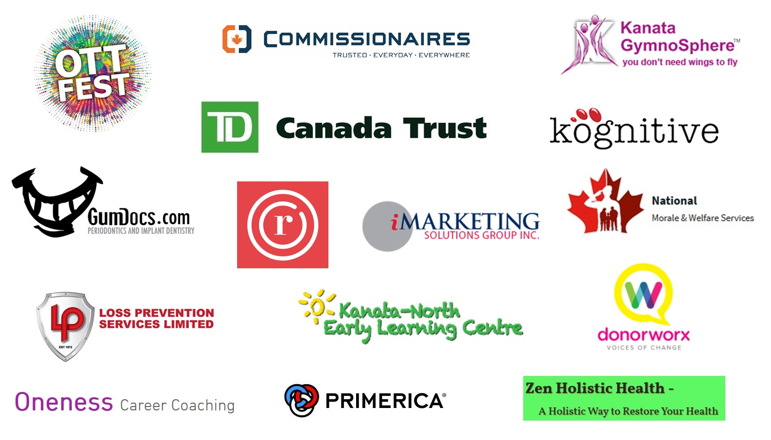 Ottawa List of Exhibitors