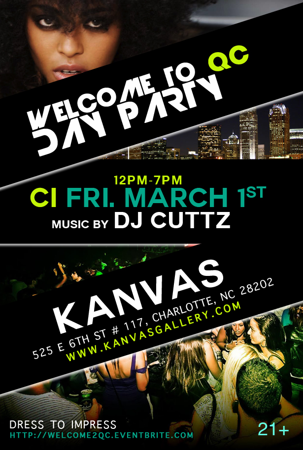 CI Fri Day Party 2k13