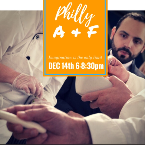 Philly Art & Food