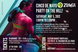 Cinco de Mayo Zumba Party on the Hill!
