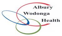 Albury Wodonga Health Logo