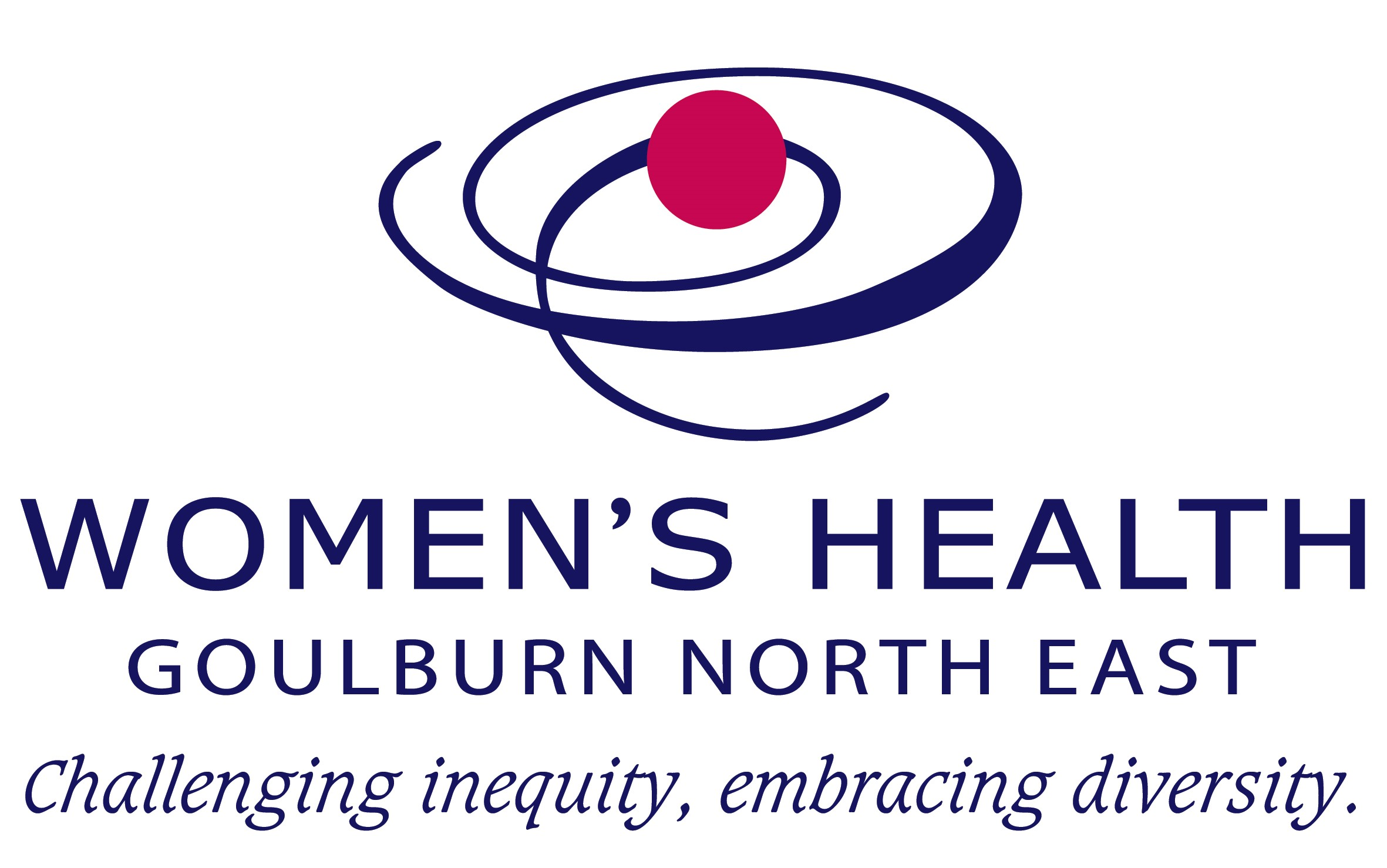 Women's Health Goulburn North East Logo