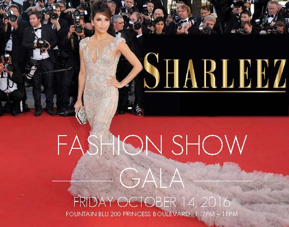 Sharleez Bridal Fashion Show Gala