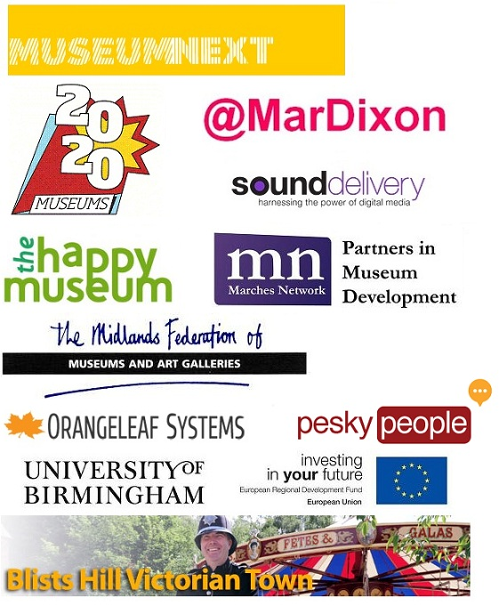 Sponsors of Museumcamp