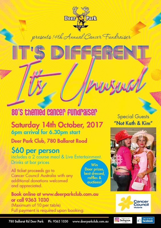 cancer fundraiser 2017