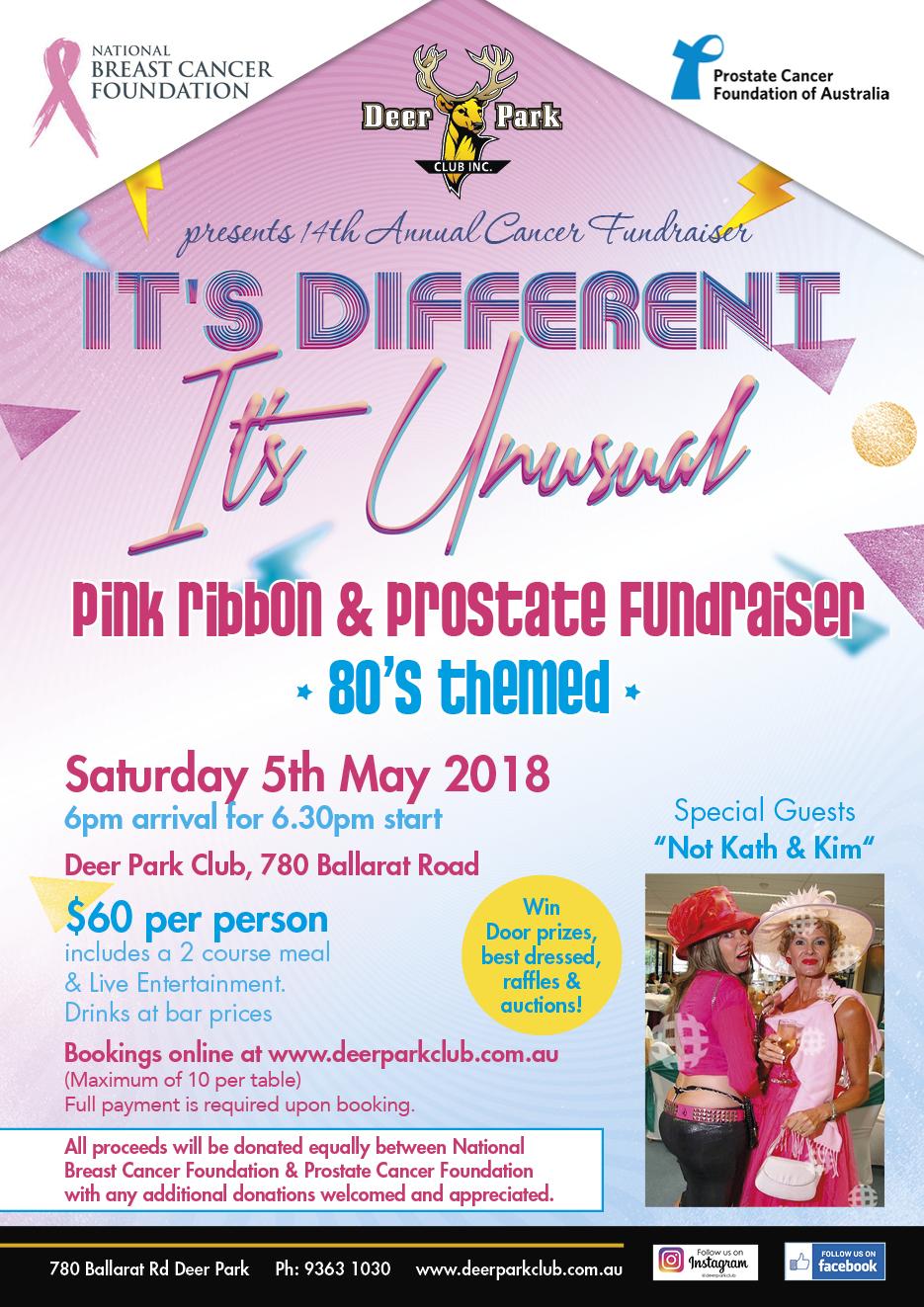 Pink Ribbon & Prostate