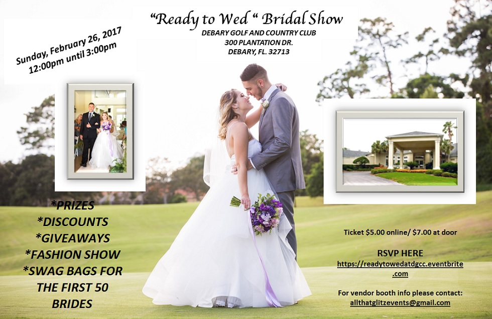 Ready to Wed Bridal Show