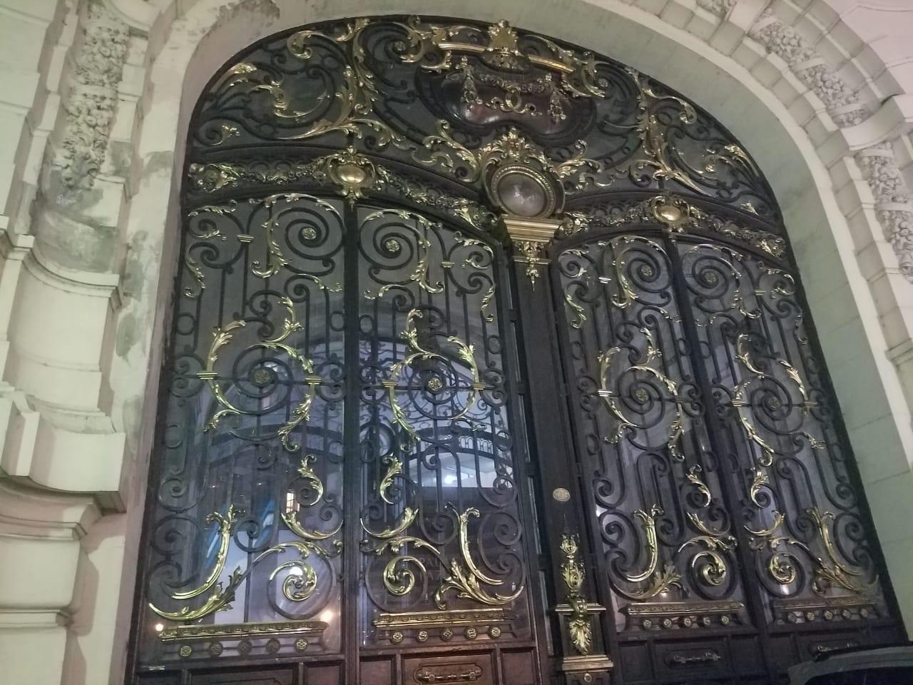 Puerta del Palacio