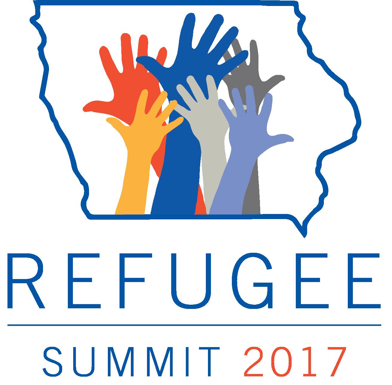 Refugee Summit logo