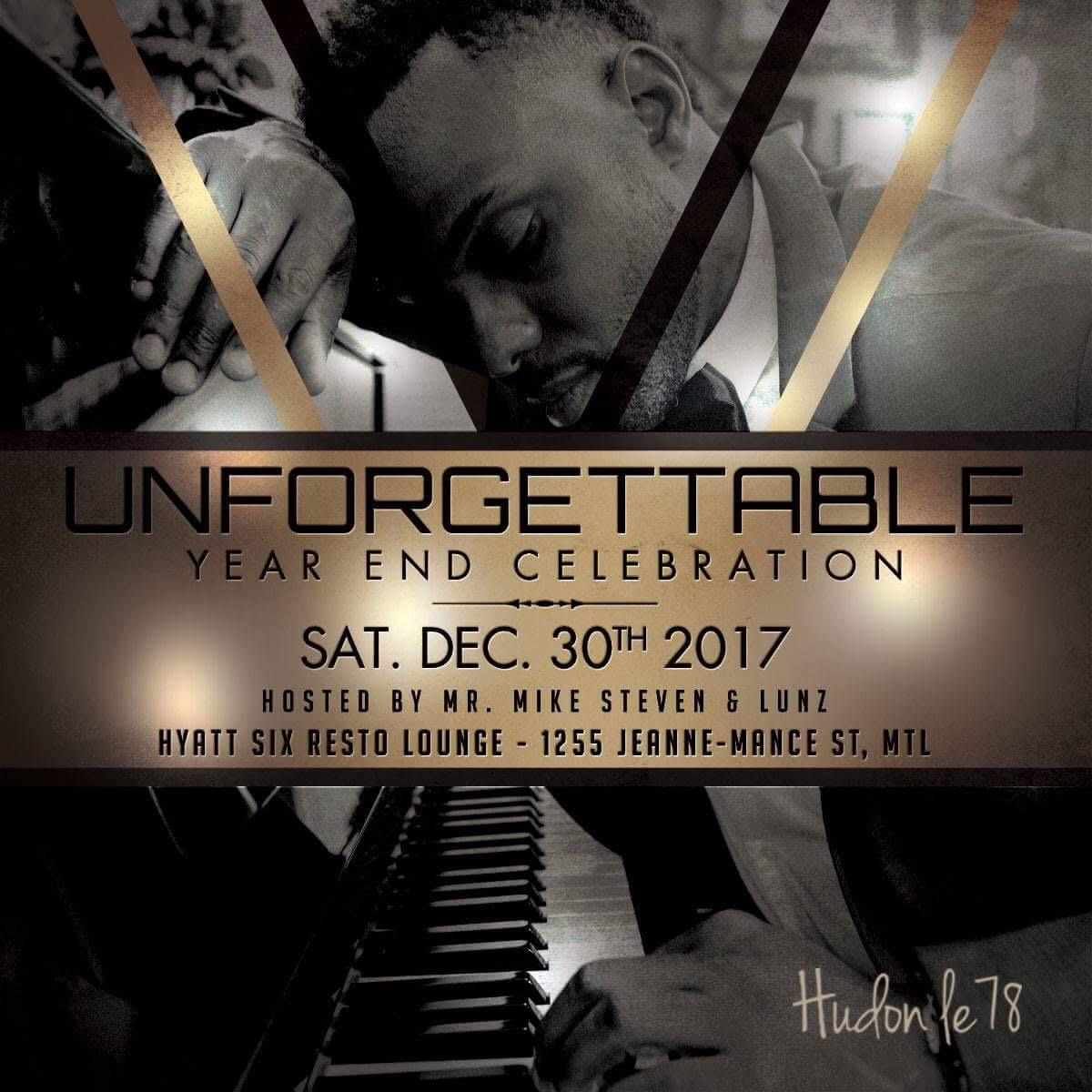 Unforgettable at Hyatt Six Resto Lounge Hudon Le 78