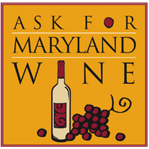 Partnered with Maryland Wineries Association