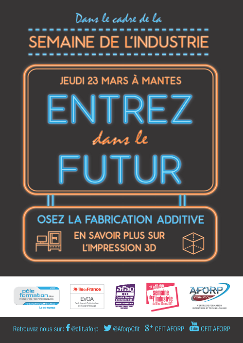 Osez la fabrication additive