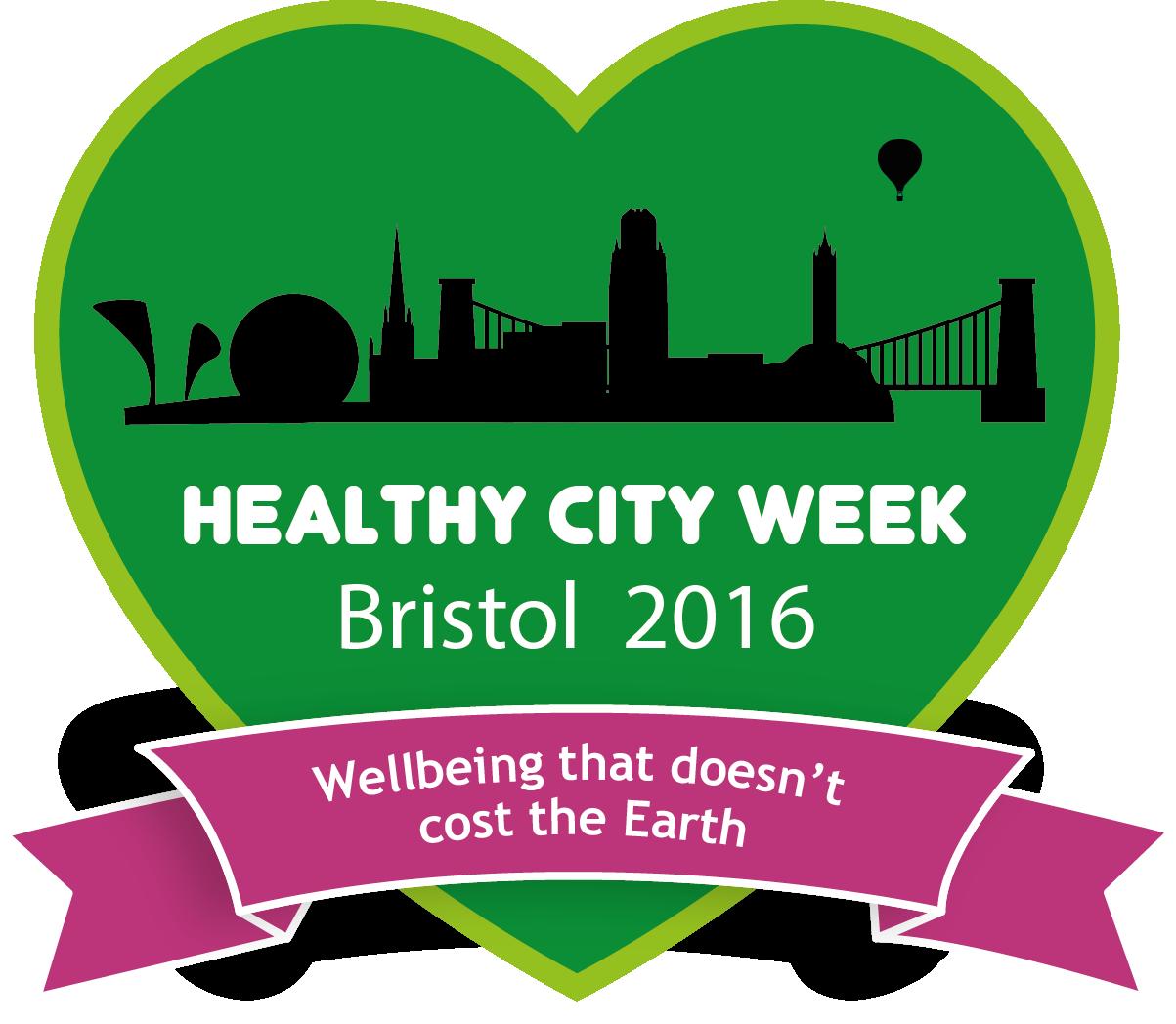 Healthy City Week logo