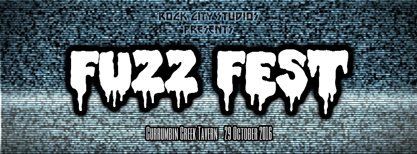 Fuzz Fest Banner
