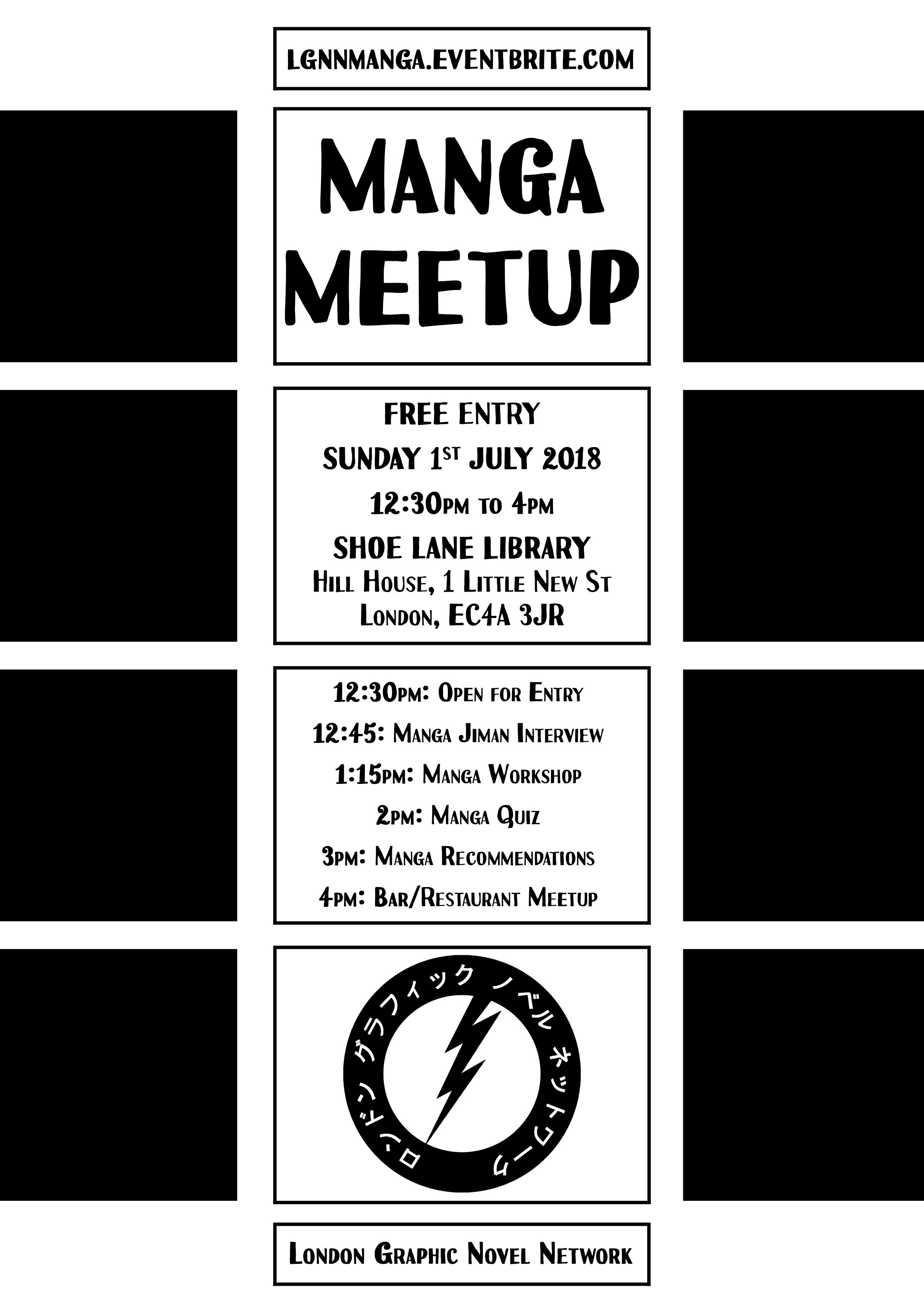 Manga Meetup
