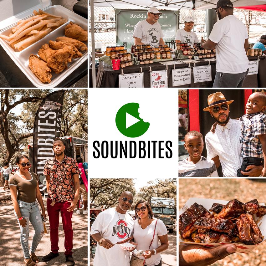 Soundbites Food Truck Fest Houston
