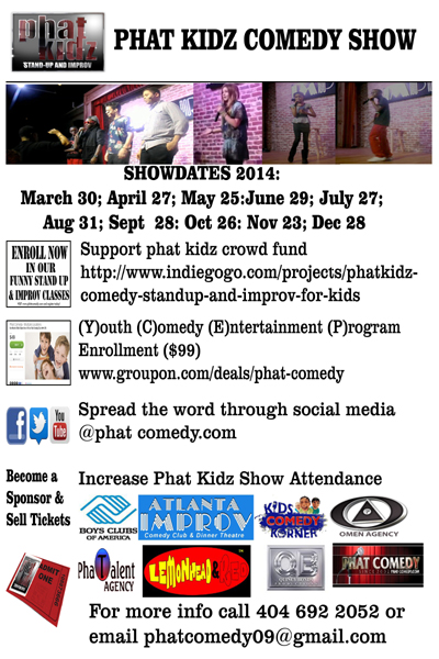 phat kidz show n program info