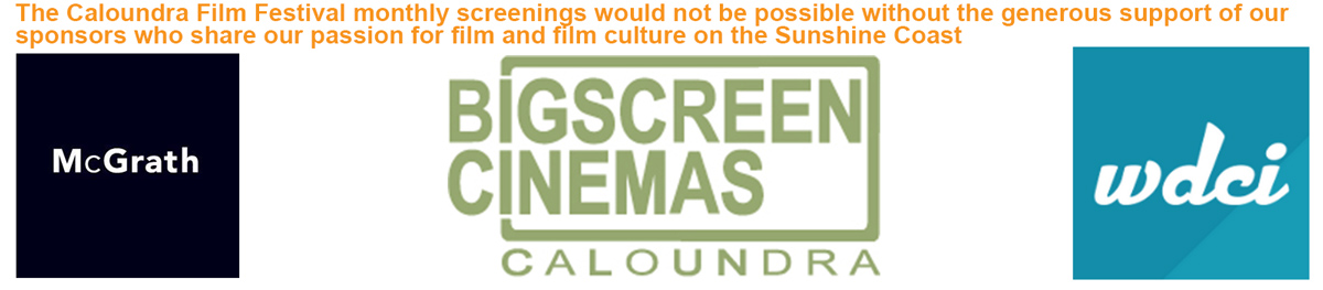 Caloundra Film Festival Monthly Sponsors
