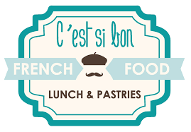 C'est si bon - French Food - Lunch & Pastries Logo