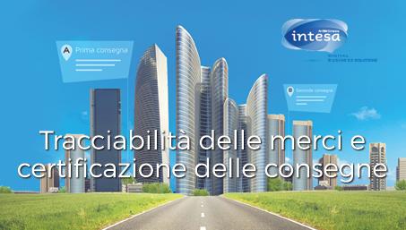 Delivery Control - Tracciabilità delle merci e certificazione delle consegne