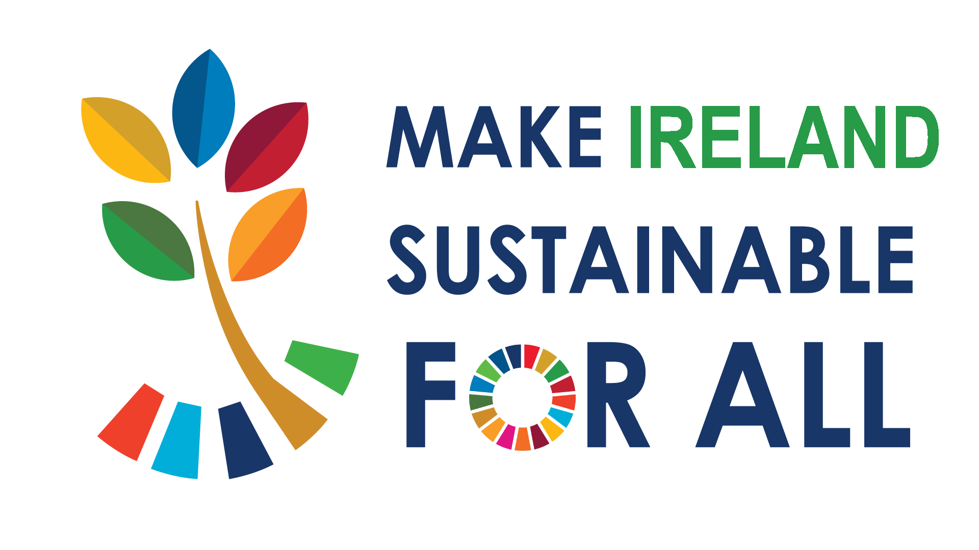 Make Ireland Sustainable for All Logo