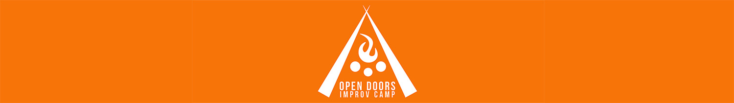 Open Doors Improv Camp Logo