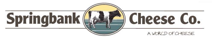 Springbank Cheese Co. Logo