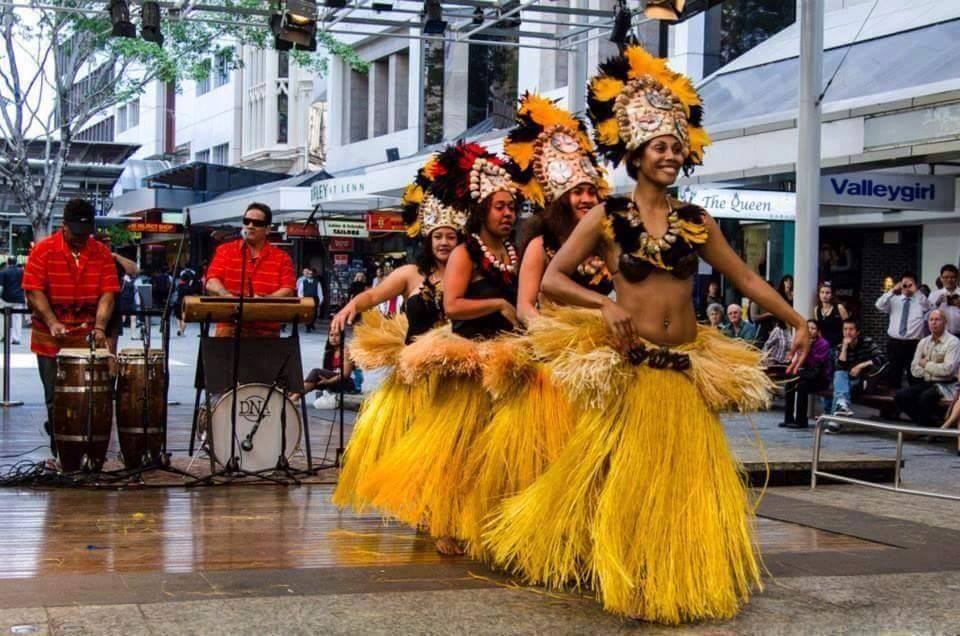 South Pacific Islands Dance Group