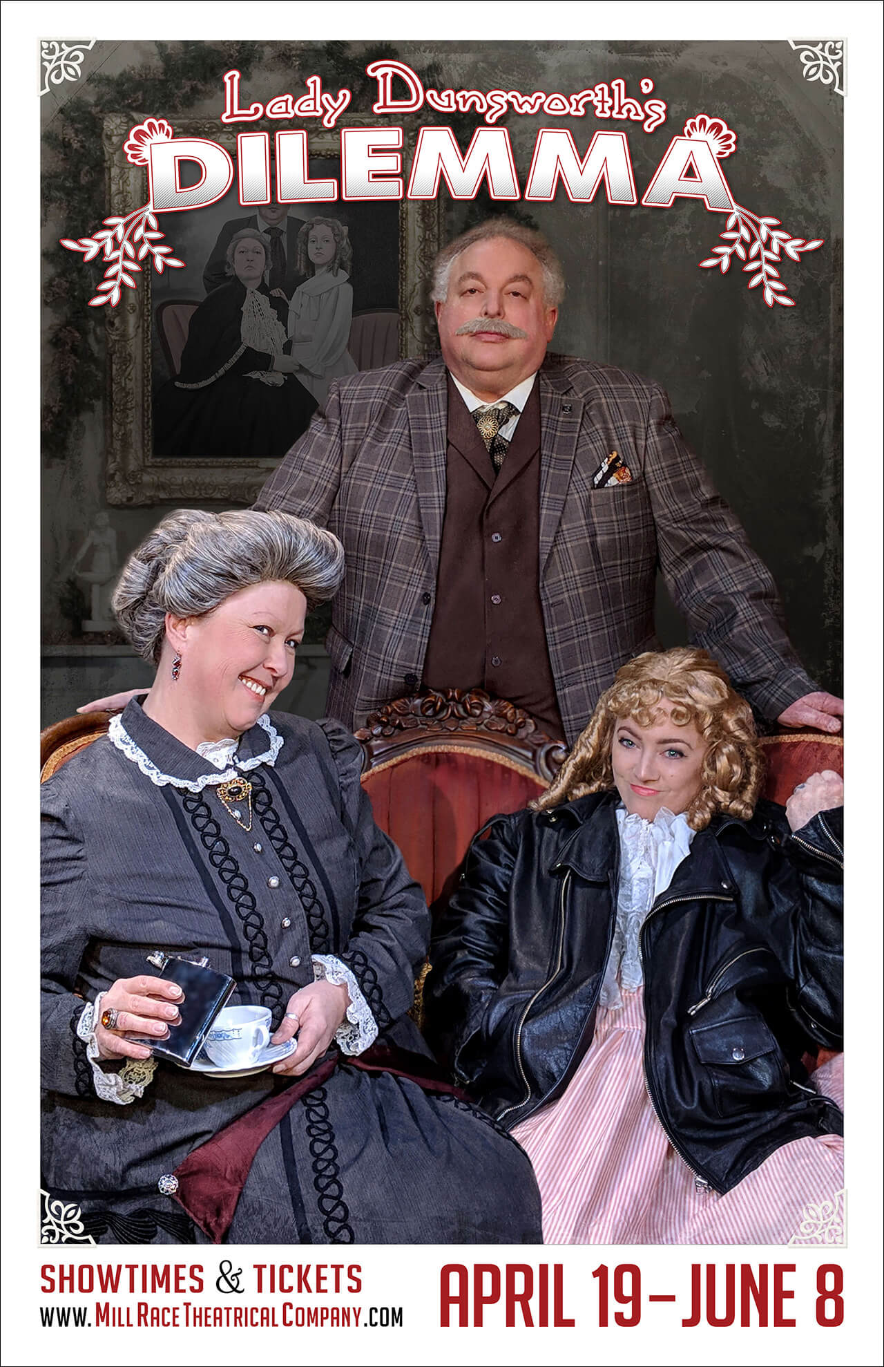 Lady Dunsworth's Dilemma poster