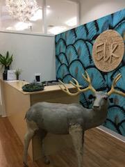 elk reception