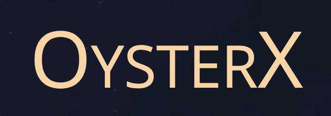 Oyster X Logo