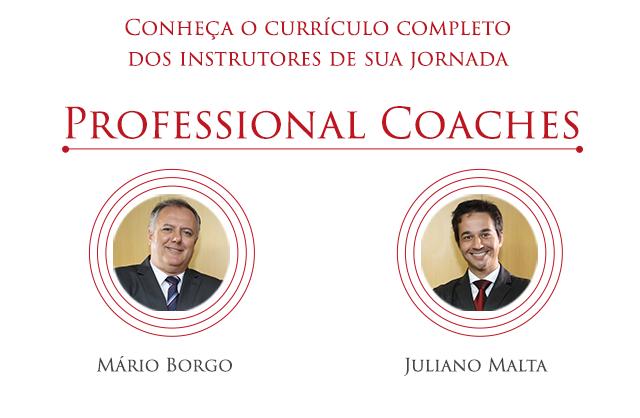 conheça os coaches