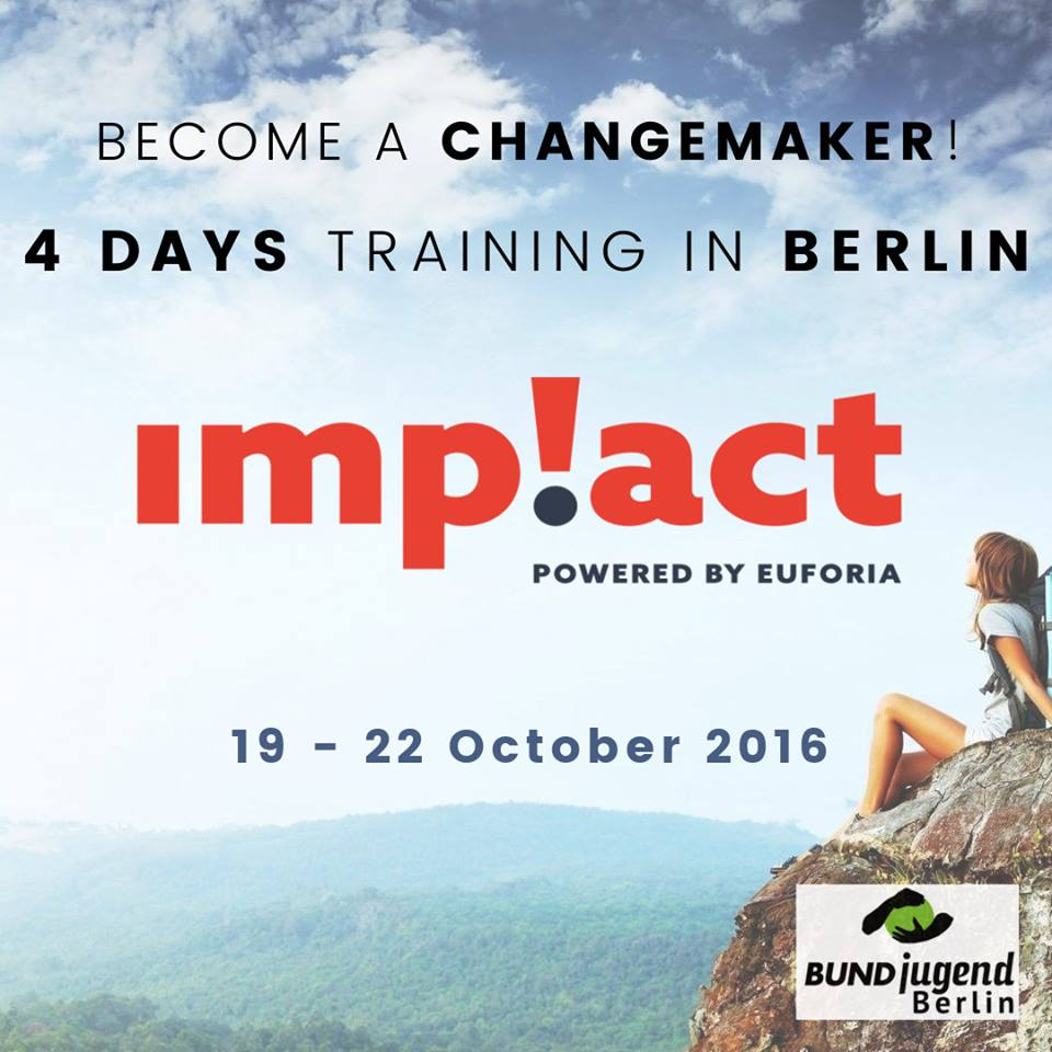 Imp!act Berlin November 2016