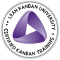 Lean Kanban University logo