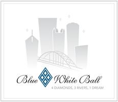 Blue White Ball, Four Diamonds. 3 Rivers. One Dream.