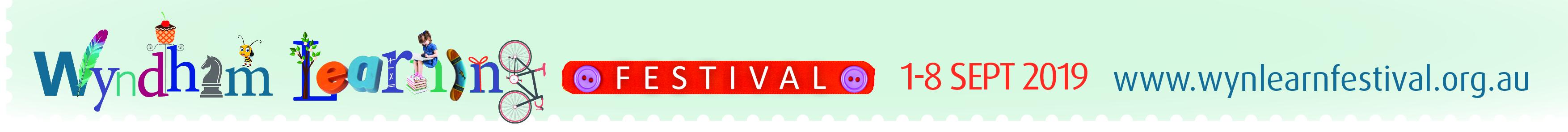 Wyndham Learning Festival Banner