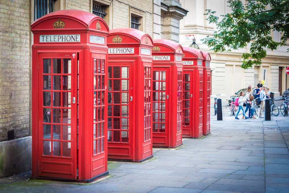 London Photo Walks - Full Day Tour - Phone Boxes