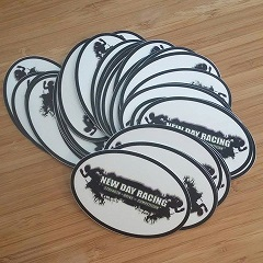 New Day Racing Stickers