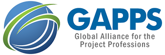The Global Alliance for the Project Professions (GAPPS) logo small