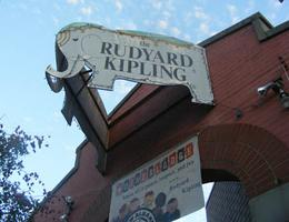 Rudyard Kipling Rock the Mic